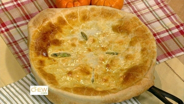 Dish of the Day: Turkey Pot Pie