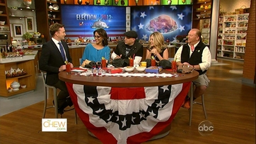 Chat N\' Chew: Election Day
