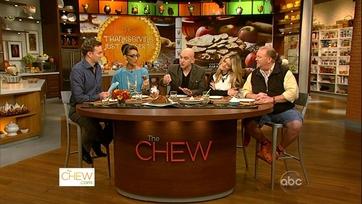Chat N\' Chew: Thanksgiving Desserts