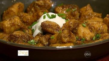 Dish of the Day: Sweet Potato Dumplings