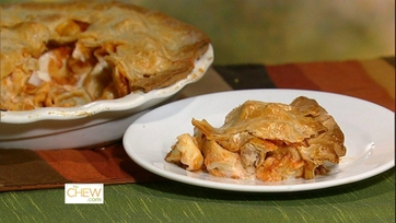 Dish of the Day: Turkey Tortellini Pie