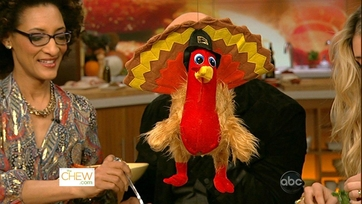Chat N\' Chew: Thanksgiving Spectacular