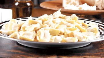 Agnolotti with White Truffle Butter Sauce Recipe by Mark Ladner
