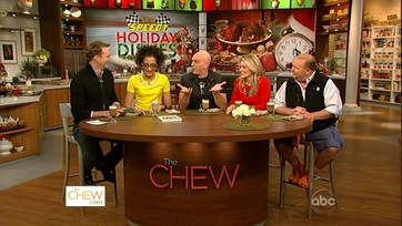 Chat N\' Chew: Speedy Dishes