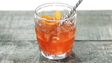 Bourbon Fizz Bloody Orange Bourbon Fizz Recipe by Michael Symon