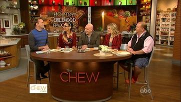 Chat N\' Chew: Childhood Favorites