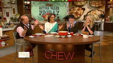 Chat N\' Chew: Potluck Party