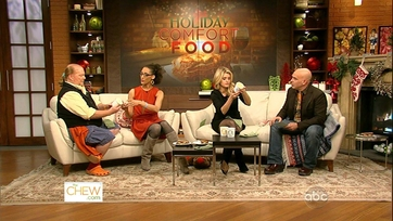 Chat N\' Chew: Holiday Comfort Food