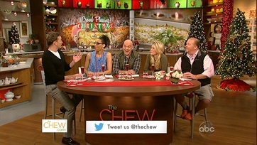 Chat N\' Chew: Crowd Pleasing Christmas