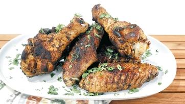 Mind Blowing Turkey Wings Recipe by Mario Batali: Part 1