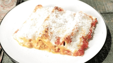 Turkey Cannelloni Recipe by Mario Batali