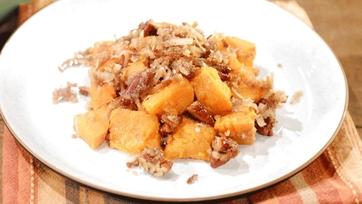 Yam Pecan Crumble Recipe