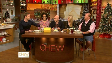 Chat N\' Chew: The Chew\'s Holiday Recipe Box
