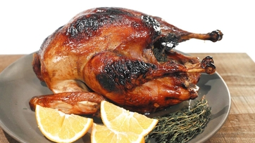 """Old Fashioned"" Roast Turkey Recipe by Michael Symon"