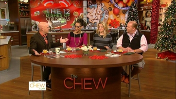 Chat N\' Chew: The 12 Dishes of Christmas