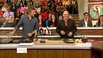 Curtis Stone\'s Pork Loin and Sides - Part 2