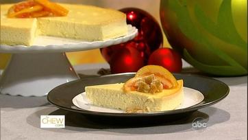 Dish of the Day: Ed Burns\' Yogurt Cheesecake