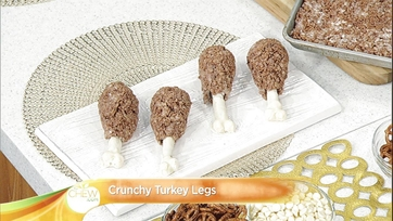 Crunchy Turkey Legs Craft