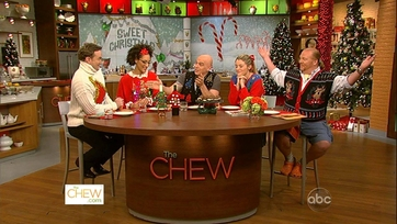 Chat N\' Chew: Sweet Christmas