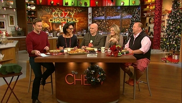 Chat N\' Chew: Christmas Across America