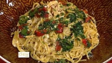 Kadee Strickland\'s Goat Cheese Pasta - Part 1