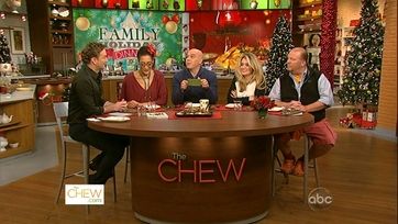 Chat N\' Chew: Family Holiday Dinner