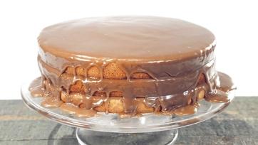 Caramel Cake Recipe by Carla Hall: Part 1