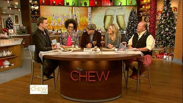 Chat N\' Chew: The Chew\'s New Year\'s Eve Bash