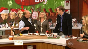 Dish of the Day: Mario\'s Holiday Pheasant - Part 2