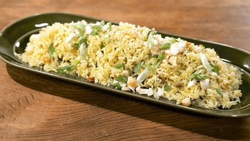 Curried Rice Recipe by Michael Symon