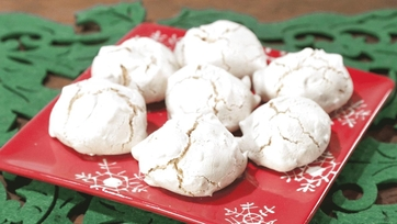 Brutti Ma Buoni (Ugly But Good) Cookies Recipe by Mario Batali