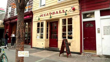 A Visit to NYC\'s Famous Meatball Shop