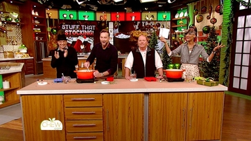 The Chew's Holiday Giveaways: Yonanas