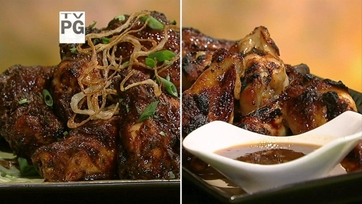 Dish of the Day: Wings Two Ways - Part 1