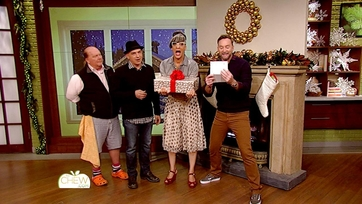 The Chew's Holiday Giveaway: Danby Wine Cooler