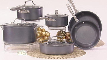 The Chew's Holiday Giveaway: Bialetti Cookware