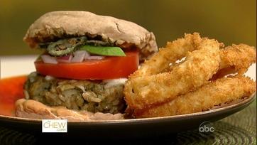Veggie Burgers Two Ways - Part 1
