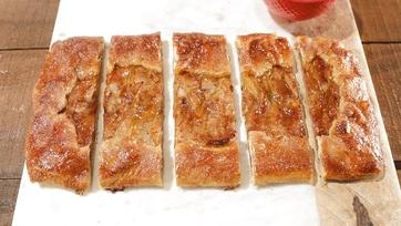Rustic Pear Tart Recipe by Carla Hall: Part 2