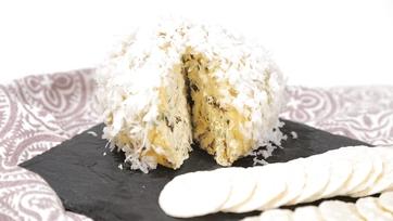 Chutney Cheese Ball Recipe by Clinton Kelly