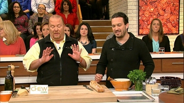 Dish of the Day: Mario\'s Spaghetti Aglio e Olio P1