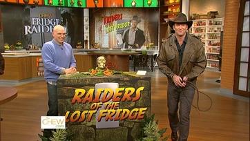 Raiders of the Lost Fridge
