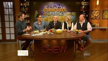 Chat N\' Chew: Crazy Comfort Classics