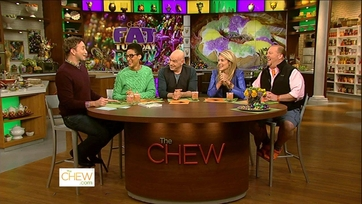 Chat N\' Chew: Fat Tuesday Party