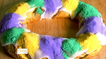 Haydel\'s Bakery King Cake