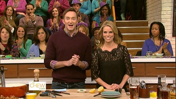 Clinton and Cheryl Hines Get Cooking - Part 2