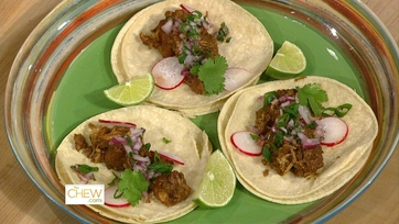 Braised Pork with Chiles and Corn Tortillas: Part 1