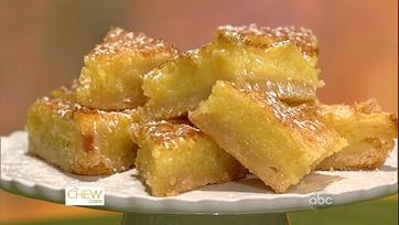 Viewer\'s Choice Dessert: Carla\'s Lemon Bars