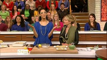 Viewer\'s Choice Dessert: Daphne\'s Lemon Bars
