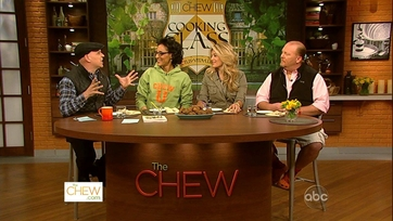 Chat N\' Chew: The Chew\'s Cooking Class