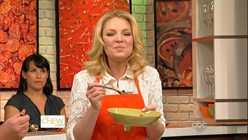 Mario and Katherine Heigl Get Cooking - Part 2